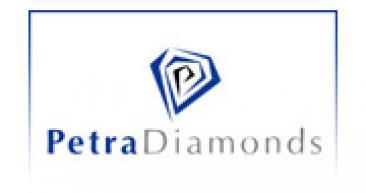 Petra Diamonds scroller