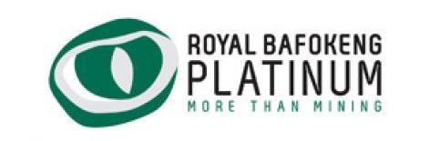 Royal Bafokeng Platinum scroller